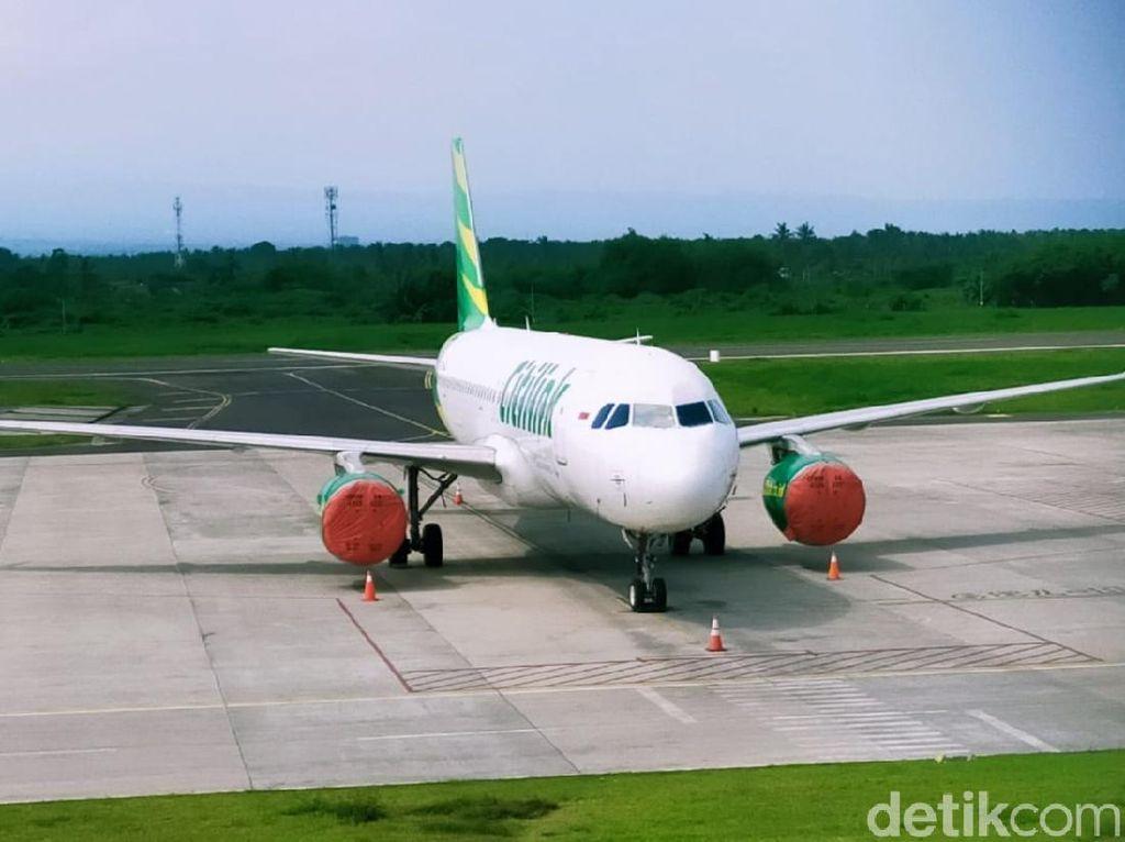 Bandara Banyuwangi Sudah 4 Hari Tutup Terdampak Erupsi Gunung Raung