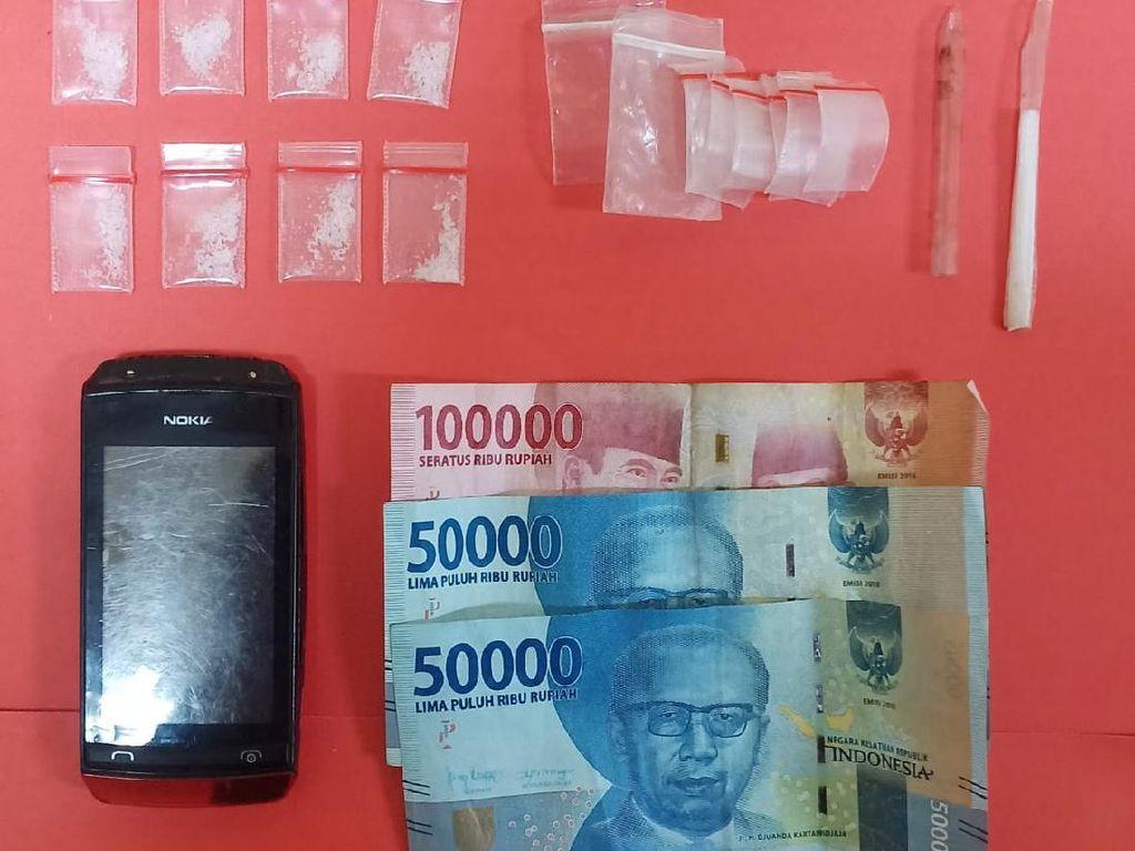 Pasutri di Sigi Ditangkap Kasus Narkoba, Istri Bandar Sabu-Suami Jadi Kurir