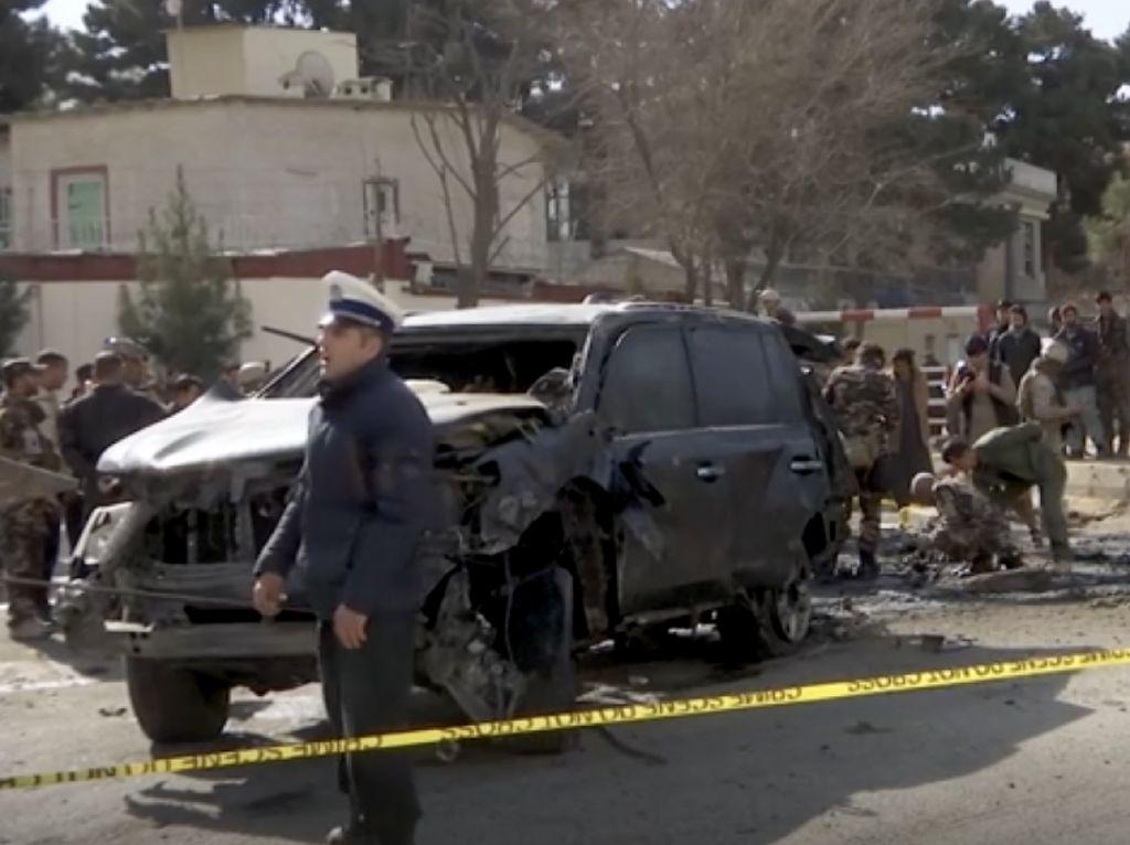Bom Meledak di Afganistan: 2 Orang Tewas, 5 Luka-luka