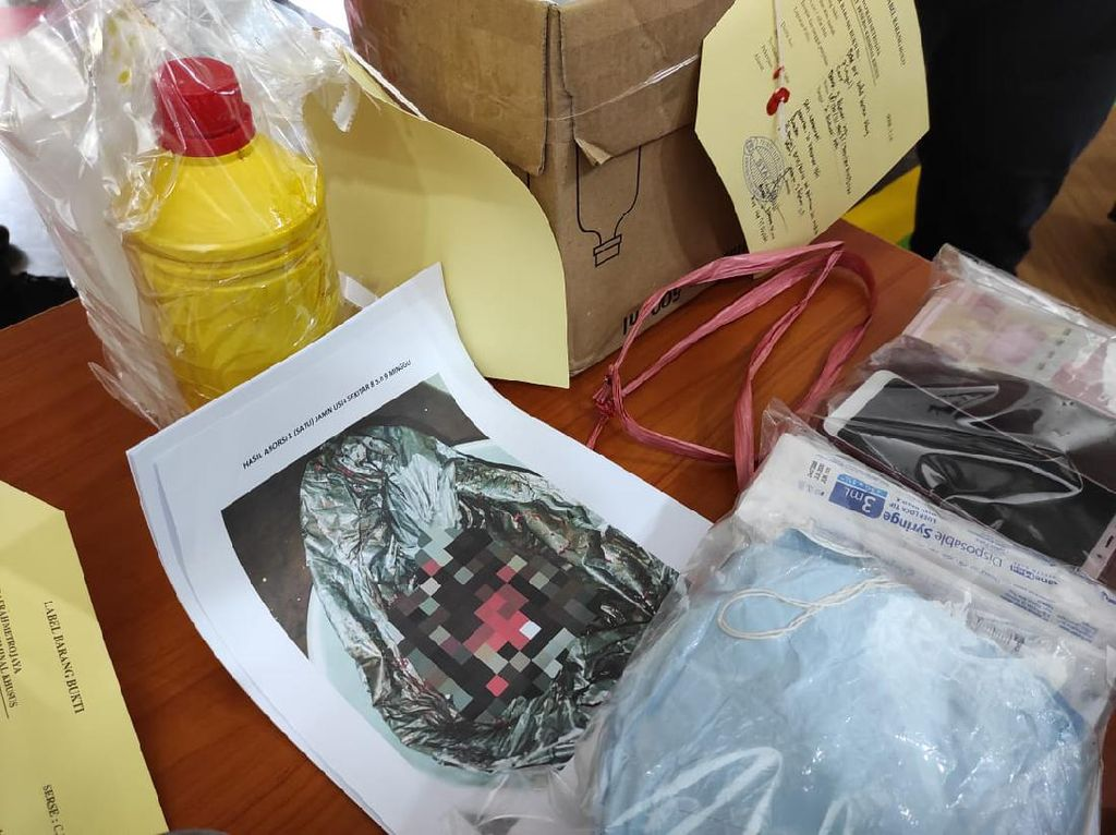 Aborsi Ilegal di Bekasi, Pelaku Gugurkan Janin Pakai Obat-Zat Kimia