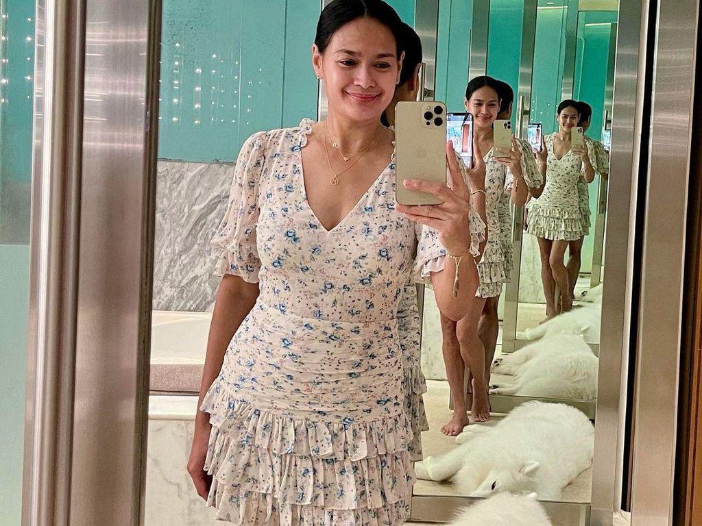 Donna Harun Pakai Dress Mini di Usia 52, Dikomentari Netizen Pakai Formalin