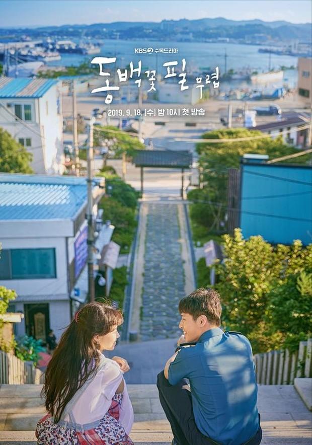 Rekomendasi drama Korea romantis untuk momen Valentine.