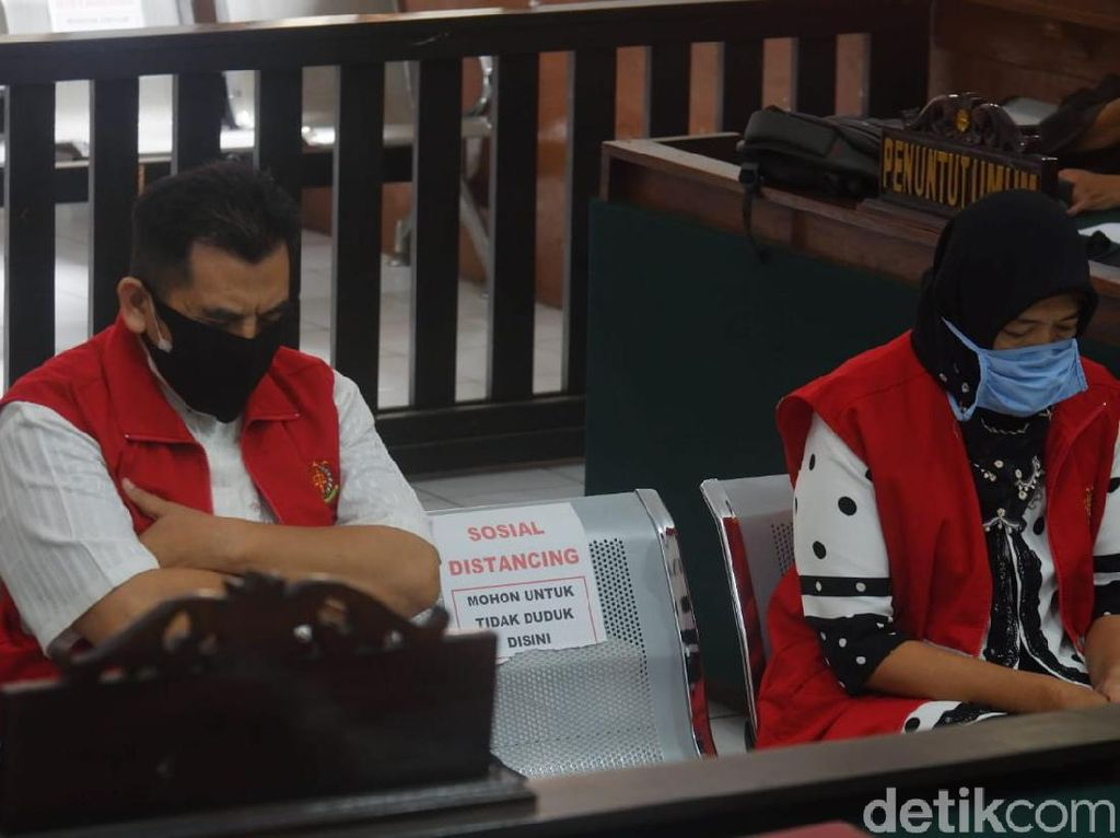 2 Eks Bos PT Pos Properti Indonesia Didakwa Korupsi Rp 26,5 M