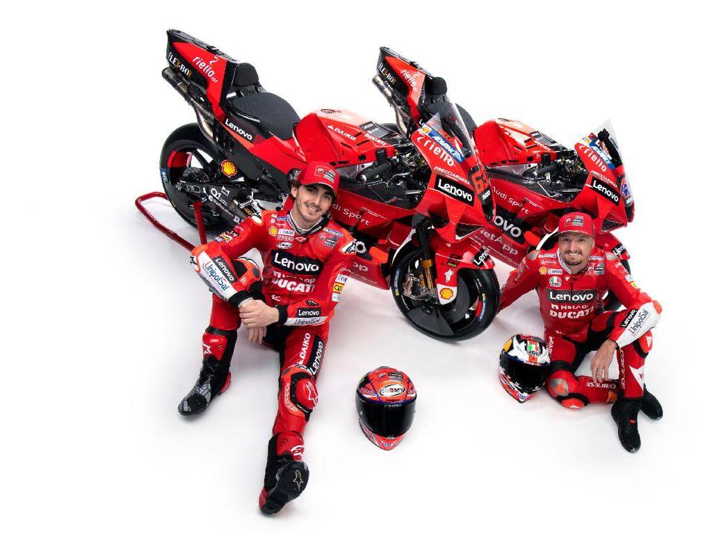 Ducati Resmi Luncurkan Motor Baru untuk MotoGP 2021