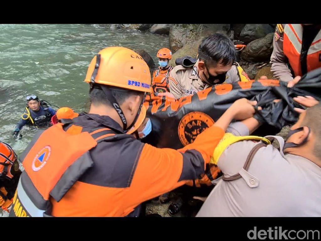1 Lagi Pelajar SMK yang Tenggelam di Air Terjun Maros Ditemukan Meninggal