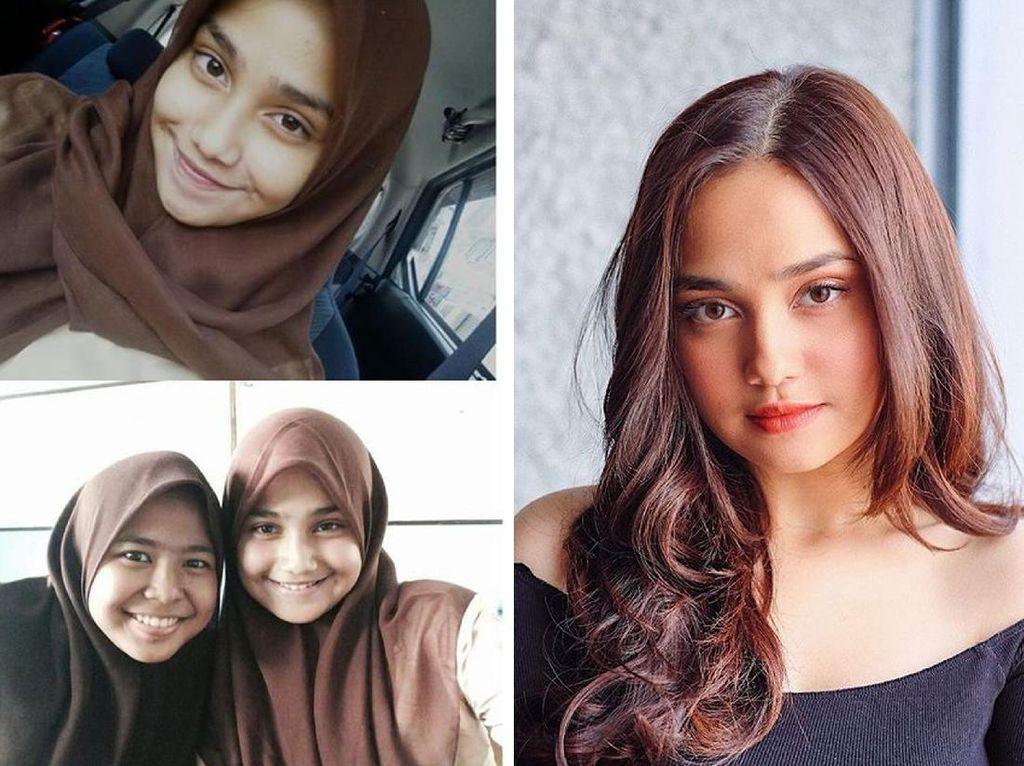 6 Potret Jadul Artis Cantik Indonesia Pakai Seragam Pramuka, Bikin Pangling