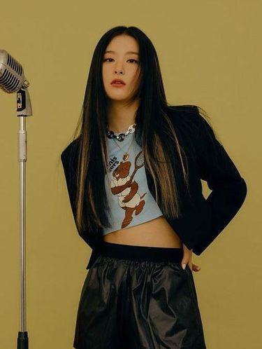 Kang Seul-gi/Foto: instagram.com/converse_kr