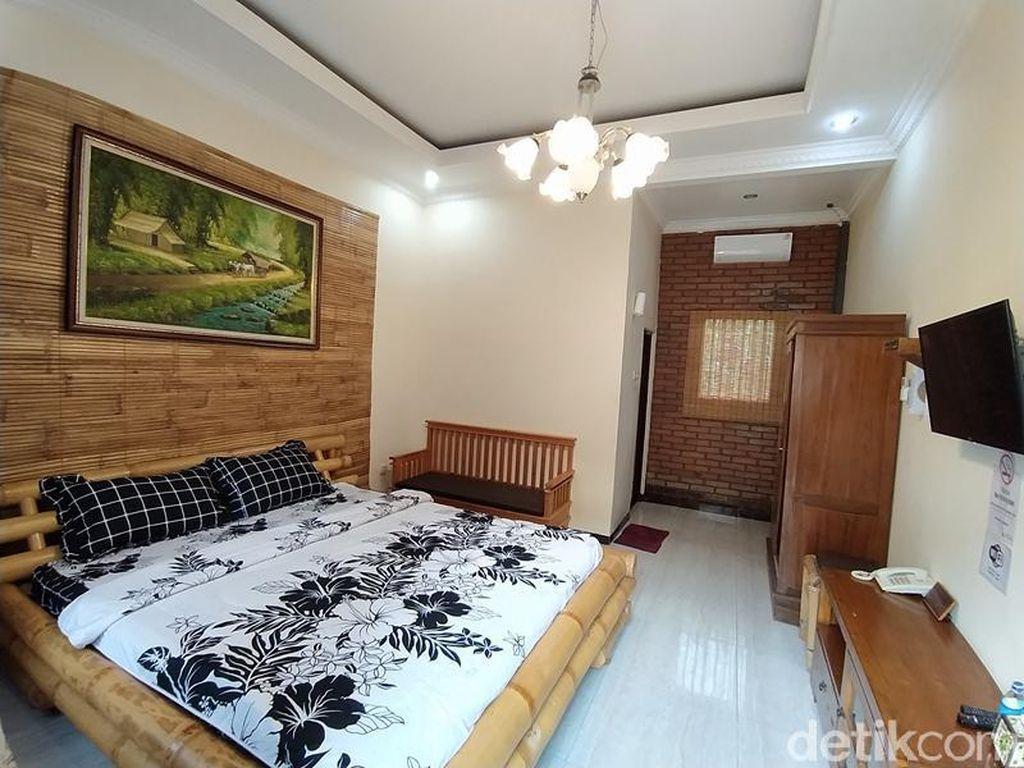 Backpacker, Ini Homestay Kapsul Murah Mepet Candi Borobudur