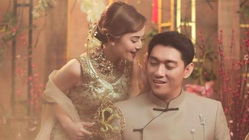 5 Potret Ifan Seventeen dan Citra Monica Prewedding, Manis Banget!