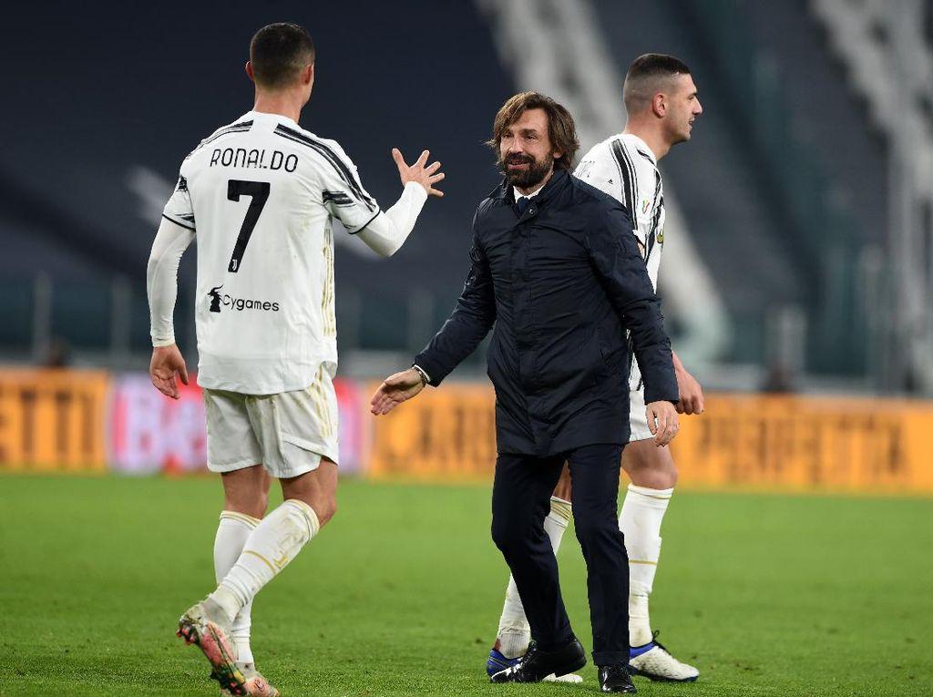 Porto Vs Juventus: Si Nyonya Tua Harus Sabar Ladeni Si Naga