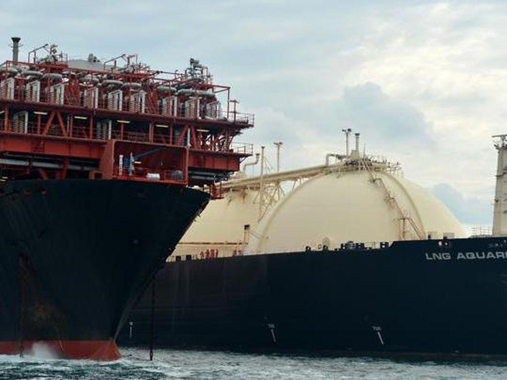 Ini LNG Aquarius, Kapal Tanker Terbesar di RI yang Disita Terkait Asabri