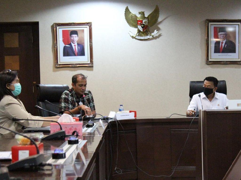 KSP Inisiasi Pembentukan Gugus Tugas RUU PKS
