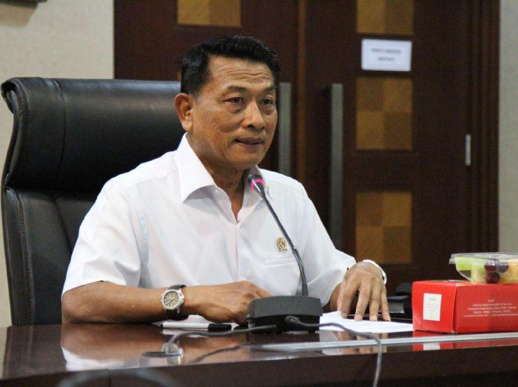 Moeldoko Dinilai Pakar Politik Unair Aman dari Reshuffle