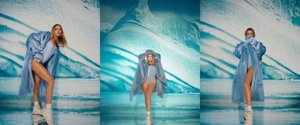 """Kreasi terbaru dari kemitraan kreatif dan merek olahraganya disebut """"Icy Park"""" yang mengacu pada alpine-ready silhouettes dengan elemen streetwear klasik."""