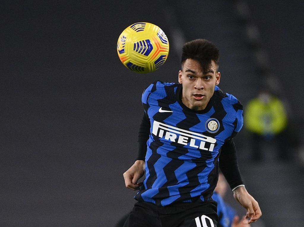 Inter Milan Kandas, Conte: Jangan Salahkan Lautaro