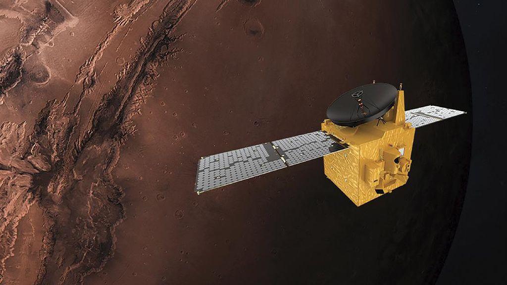 Tak Hanya UEA, 2 Negara Ini Juga Siap Mencapai Mars