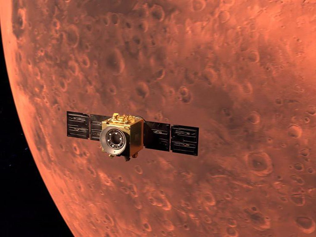 Asal Muasal Balapan dan Persaingan ke Planet Mars