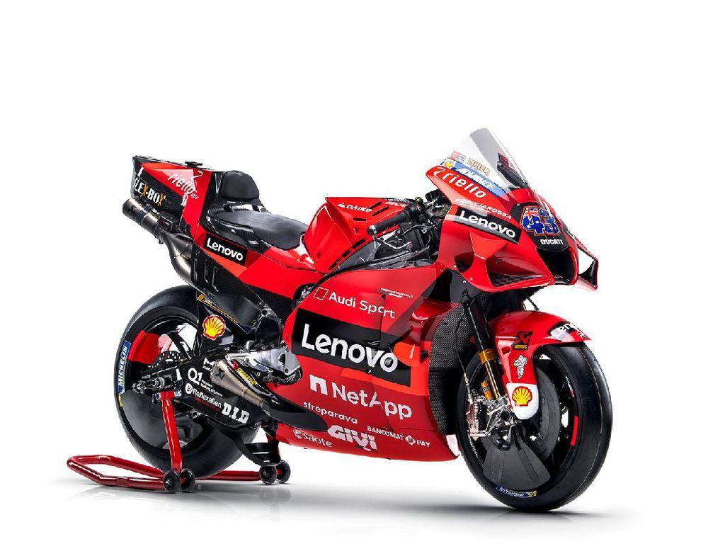 Ini Dia Motor MotoGP Ducati 2021