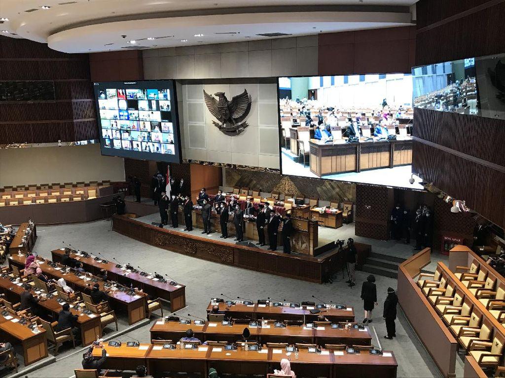 Tok! DPR Setujui 9 Calon Anggota Ombudsman RI 2021-2026