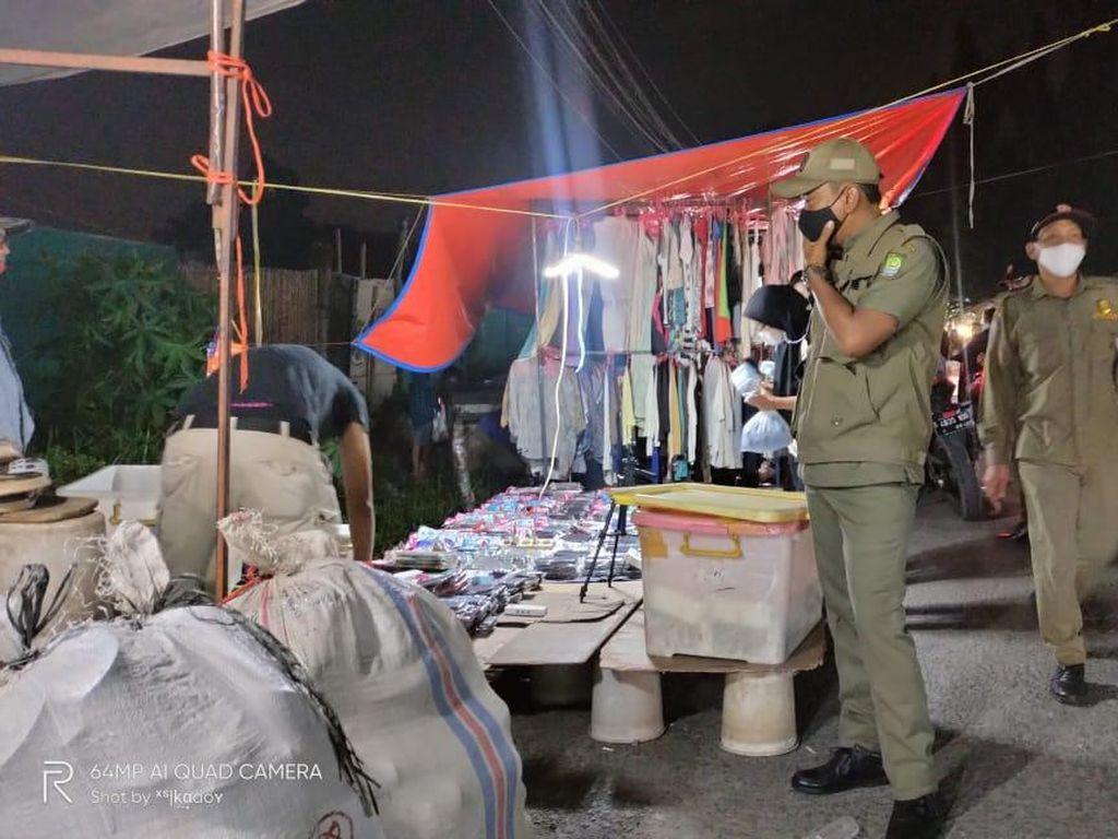 Pasar Malam di Tangerang Dibubarkan, Walkot: Batasi Kerumunan