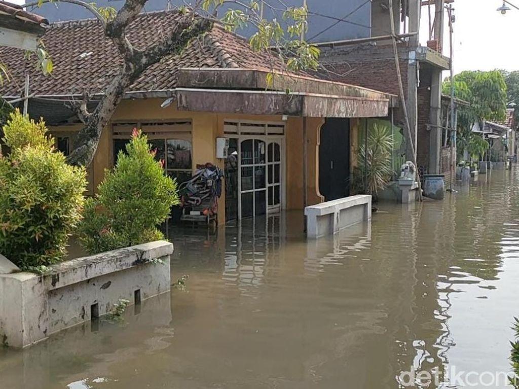 Banjir di Kota Pekalongan Berangsur Surut, Ini Kondisi Terkininya