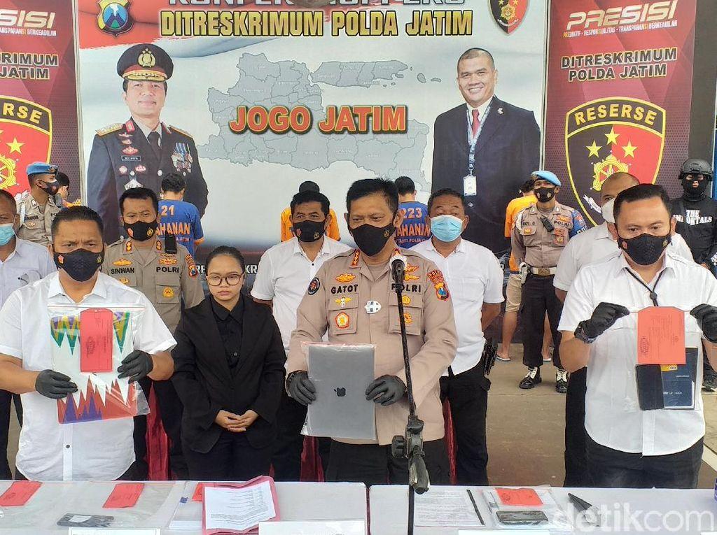Penyelundupan 76 Motor ke Timor Leste via Surabaya Digagalkan