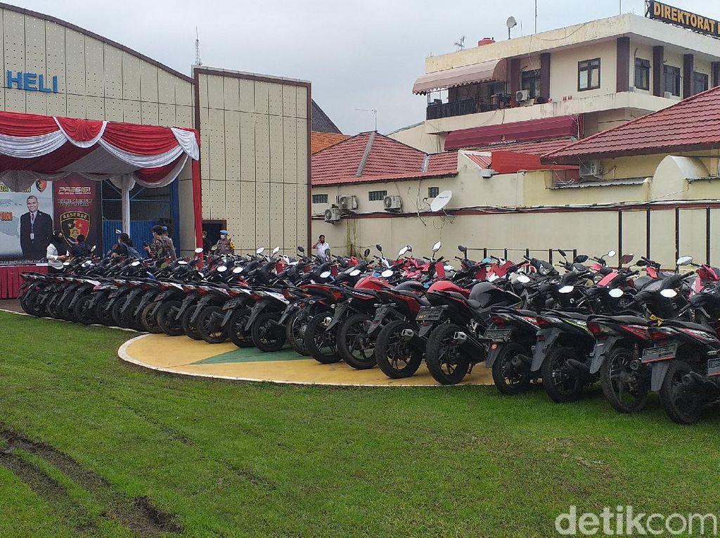 Penyelundupan Motor ke Timor Leste Digagalkan, Berapa Omzetnya?