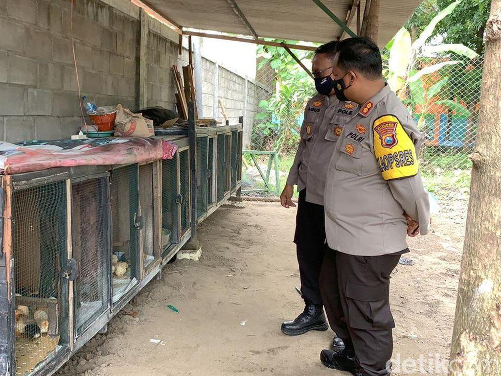 Polisi Bojonegoro Bantu Pertahankan Pangan Saat Pandemi COVID-19