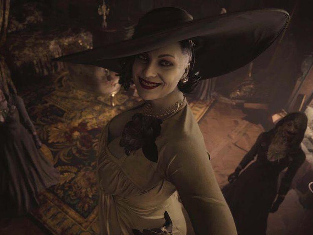 Cara Kalahkan Lady Dimitrescu yang Bermutasi di Resident Evil: Village