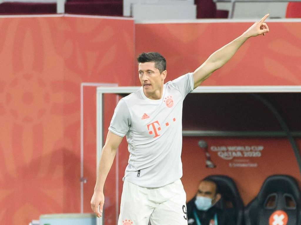 Gelar Piala Dunia Antarklub Akan Melengkapi Musim Fantastis Bayern Munich
