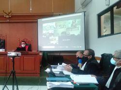 Saksi Ungkap Syahganda Cuit Omnibus Law Sampah Sebelum Demo Ricuh
