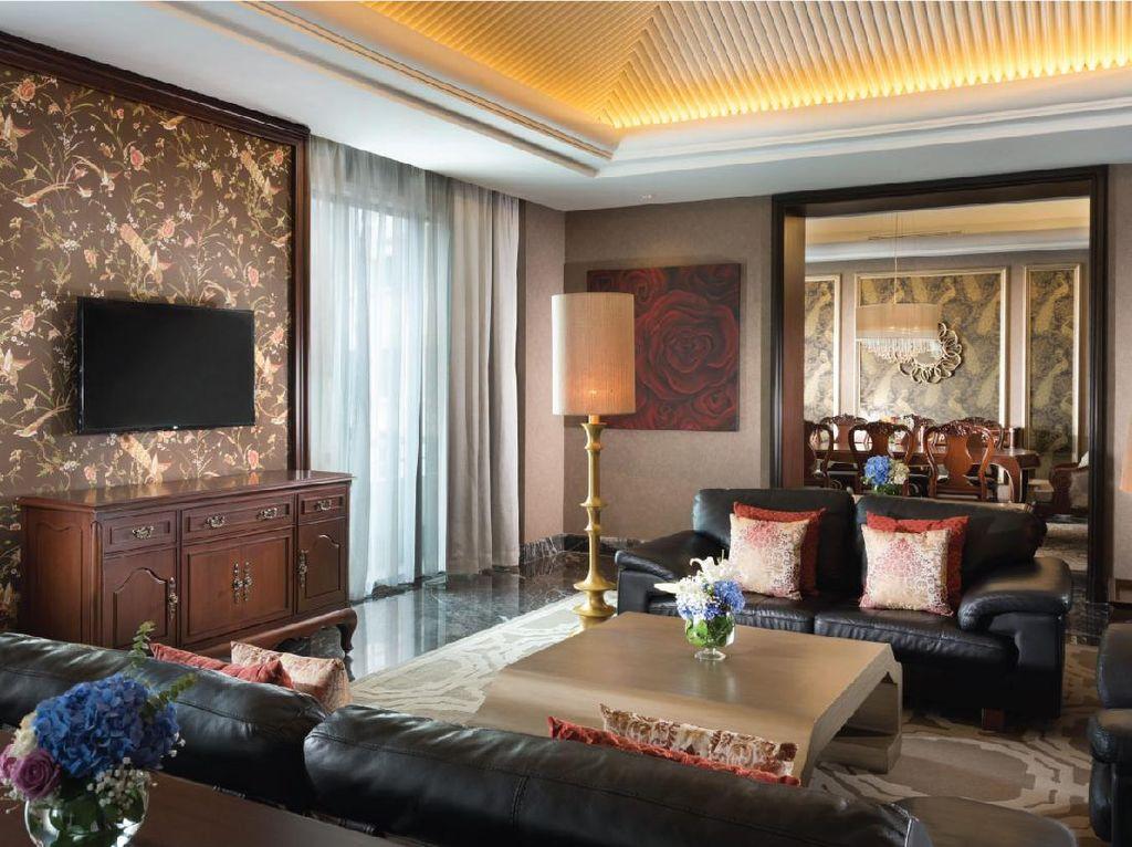 Paket Isolasi Mandiri untuk WNA Asing di Hotel Mewah Ayana
