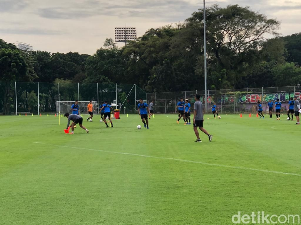 Ada Empat Pemain yang Belum Gabung TC Timnas Indonesia SEA Games