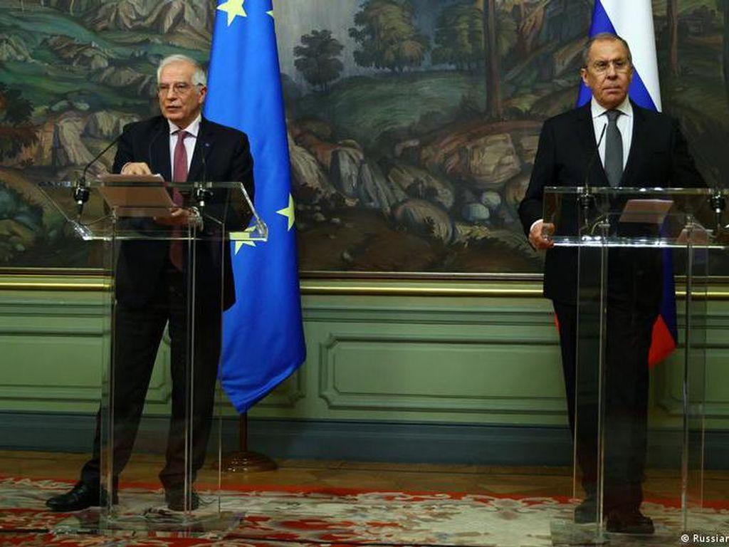 3 Diplomat Diusir, Uni Eropa Akan Ajukan Sanksi Baru terhadap Rusia