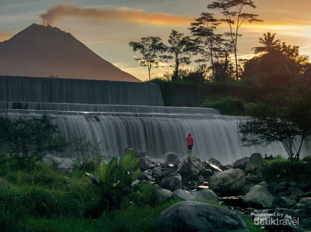 Watu Nganten, Si Cantik dari Balik Gunung Merapi