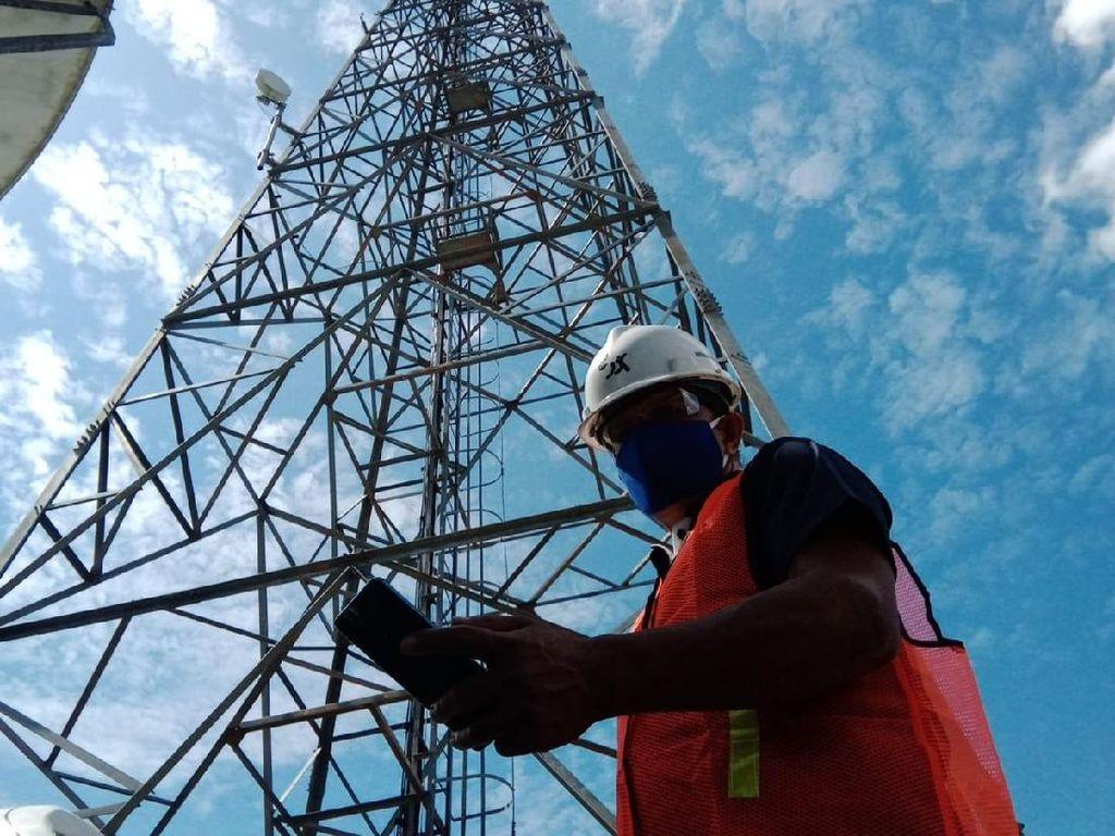 XL Axiata Pastikan Kualitas Jaringan Dukung Work From Bali