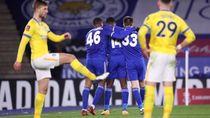 Gol Tunggal Iheanacho Bawa Leicester ke Perempatfinal Piala FA