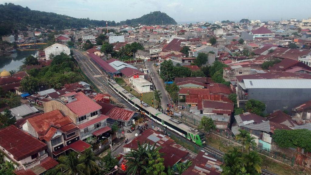 Sempat Mati Suri, Stasiun Pulau Air Padang Kembali Beroperasi