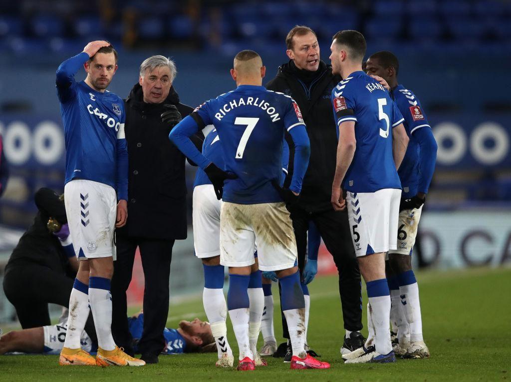 Ancelotti Cool Banget Nih Saat Gol Penentu Everton atas Tottenham