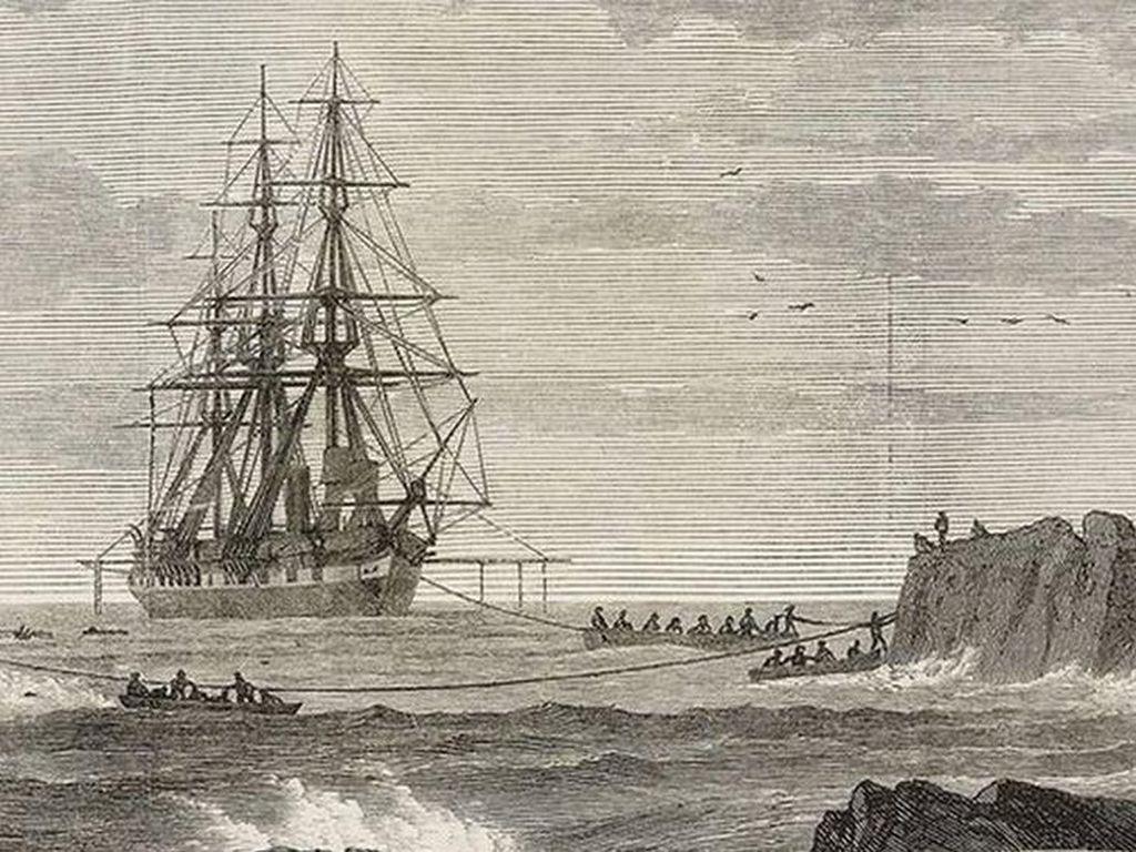 Ekspedisi Challenger, Pelayaran 150 Tahun Lalu Temukan Ribuan Spesies Baru