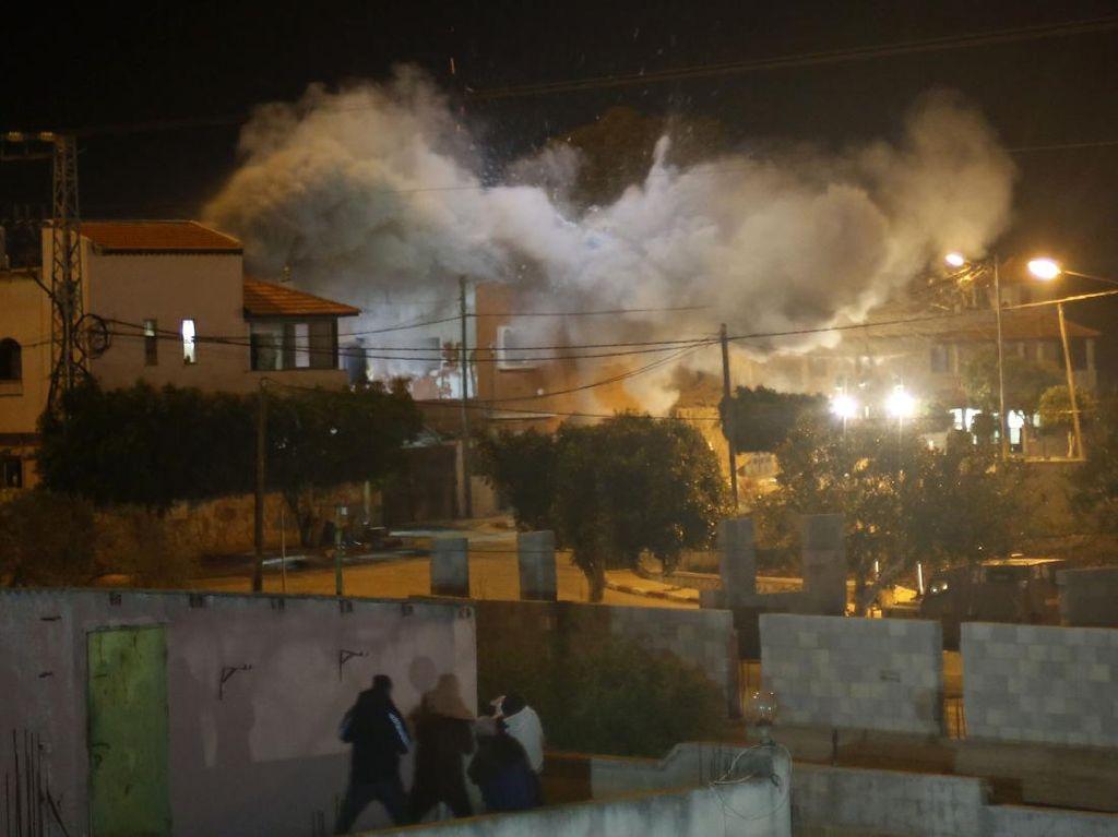 Israel Ledakkan Rumah Warga Palestina Pembunuh Wanita Prancis-Israel
