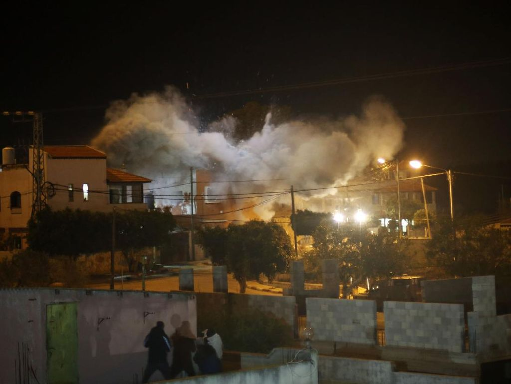 Bawa Pisau, Wanita Palestina Ditembak Mati Polisi Israel