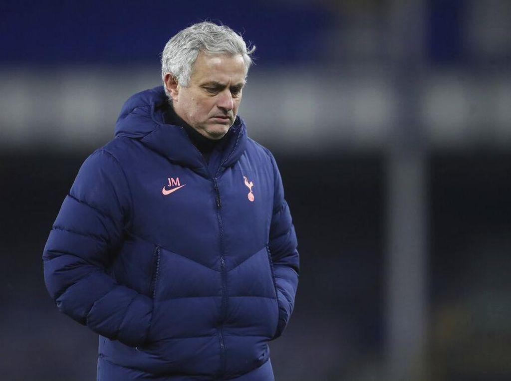 Karma Jose Mourinho, Dulu Bilang Skor 5-4 Memalukan
