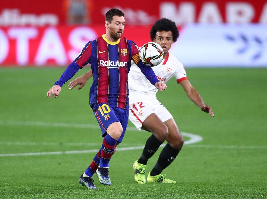 Mengenal Jules Kounde, Mimpi Buruknya Lionel Messi