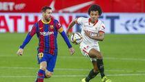 Gol-gol Barcelona Dibungkam Sevilla 2-0
