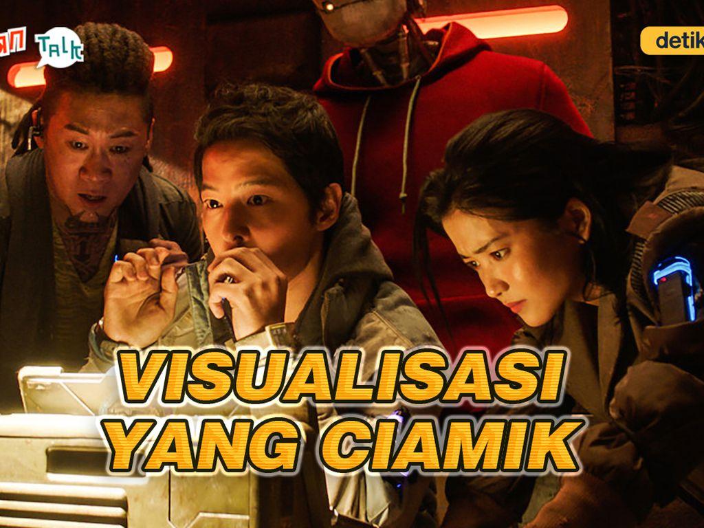 K-Talk Ep 67: Melongok Aksi Song Joong Ki Cs di Space Sweepers