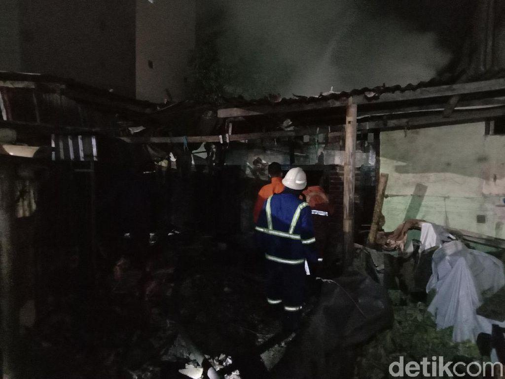 Kebakaran Rumah di Makassar, Seorang Lansia Meninggal Dunia