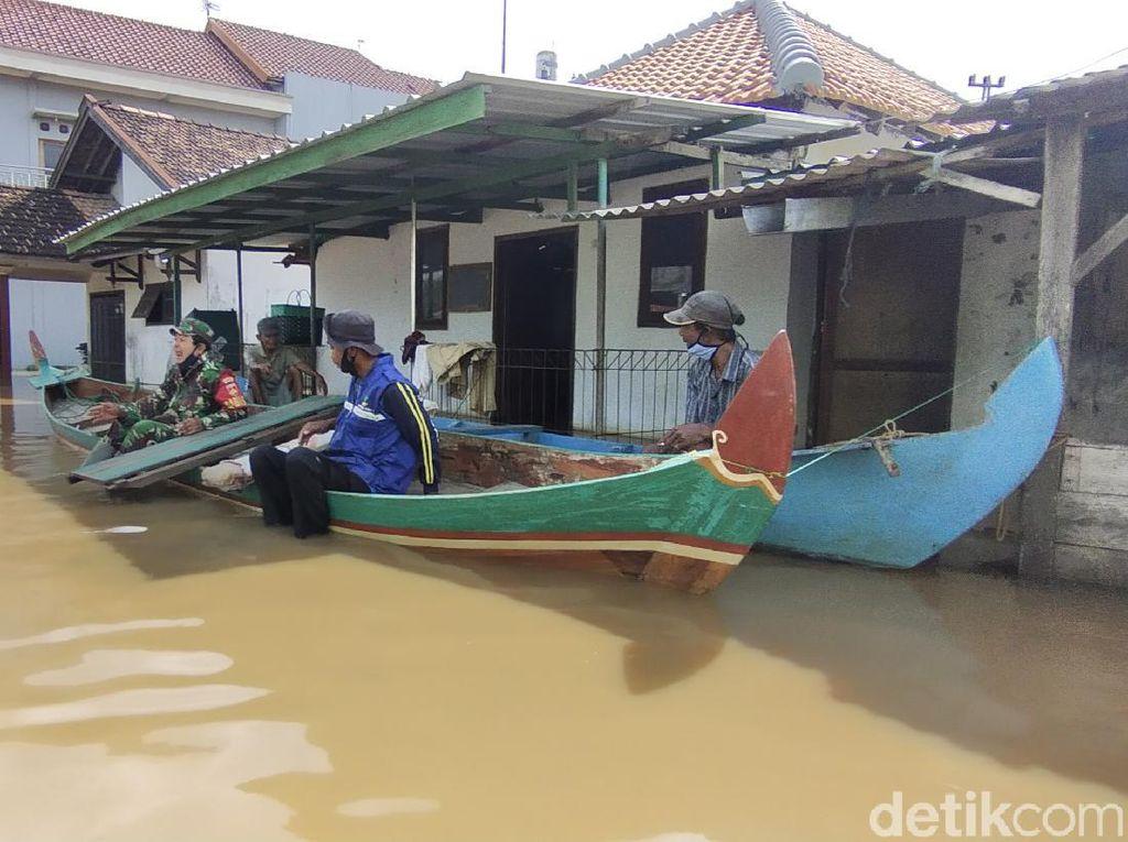 Banjir Rendam 43 Desa di Pati, BPBD: Total Kerugian Rp 31,2 Miliar