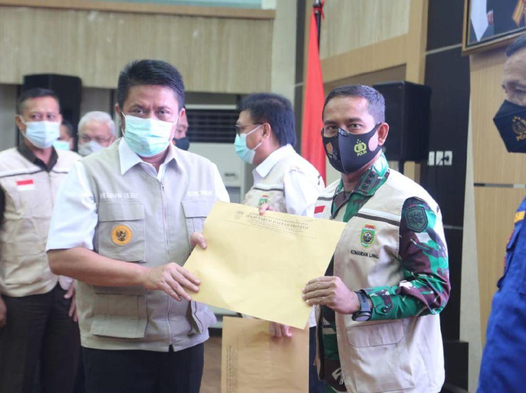 Optimalkan PAD, Gubernur Sumsel Bentuk Satgas PBBKB Perairan
