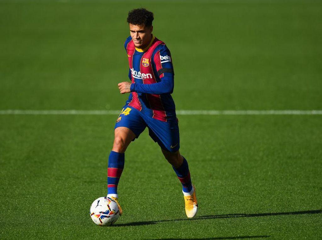 Barcelona Mau Berhemat, Coutinho Mungkin Tak Main Lagi